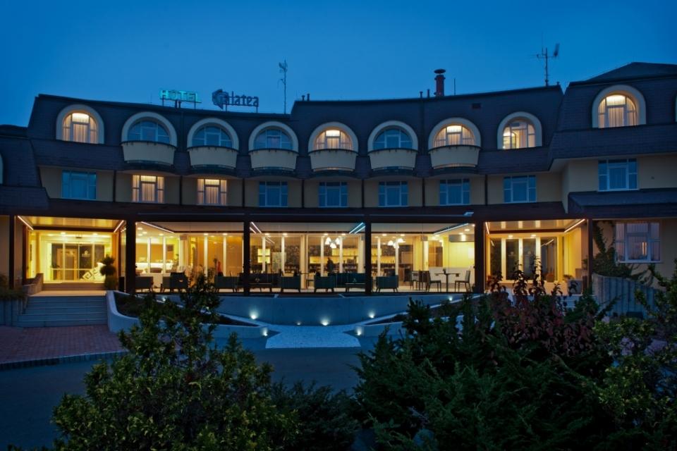Realizace osvětlení Hotel Galatea 1