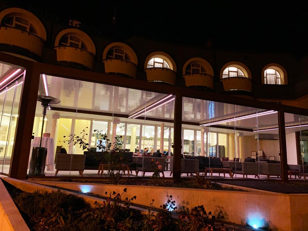 Realizace osvětlení Hotel Galatea 11