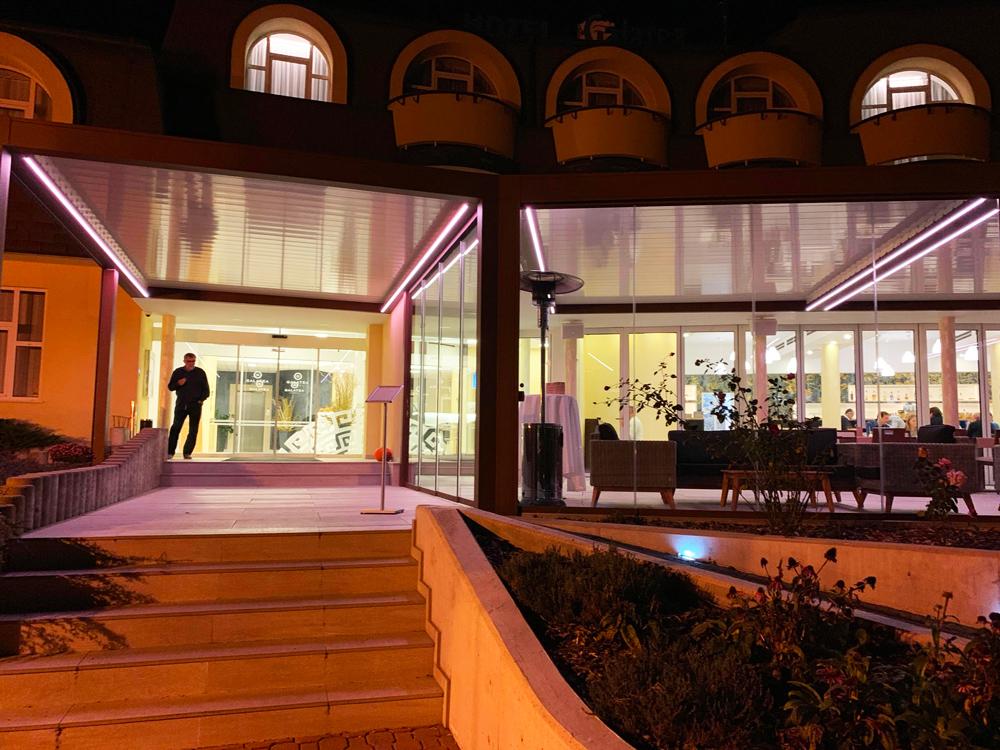 Realizace osvětlení Hotel Galatea 12