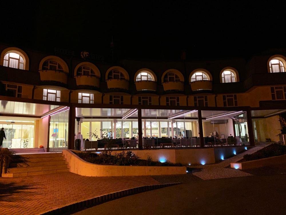 Realizace osvětlení Hotel Galatea 13