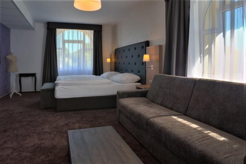 Realizace osvětlení Hotel Galatea 6