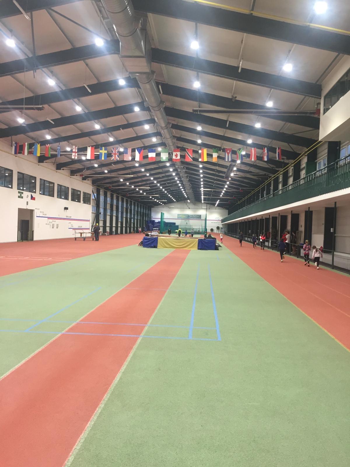 Osvětlení sportovní haly v Jablonci nad Nisou 5