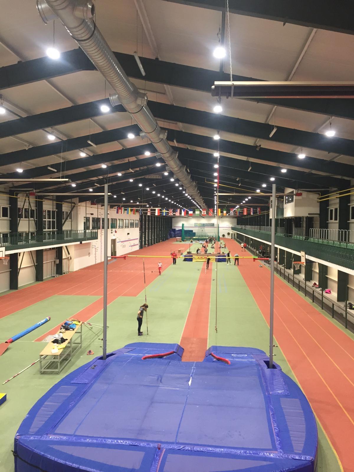 Osvětlení sportovní haly v Jablonci nad Nisou 6