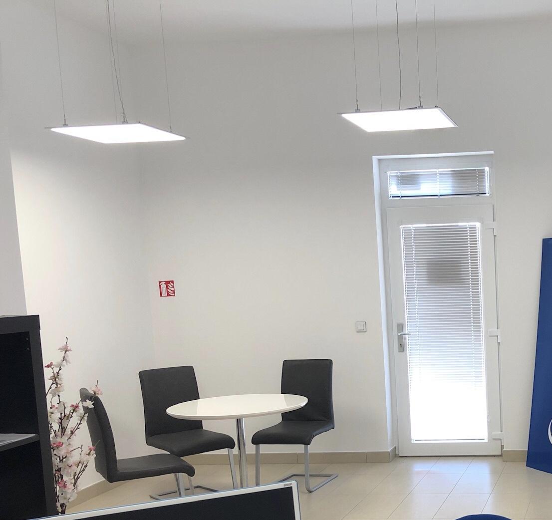 LED osvětlení Kancelář Poděbrady 1