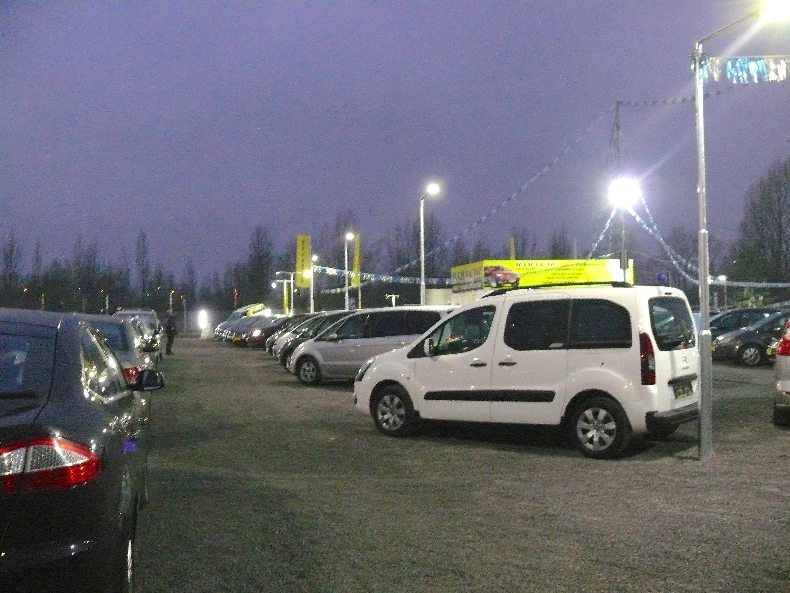 LED osvětlení Mamacar Praha 1