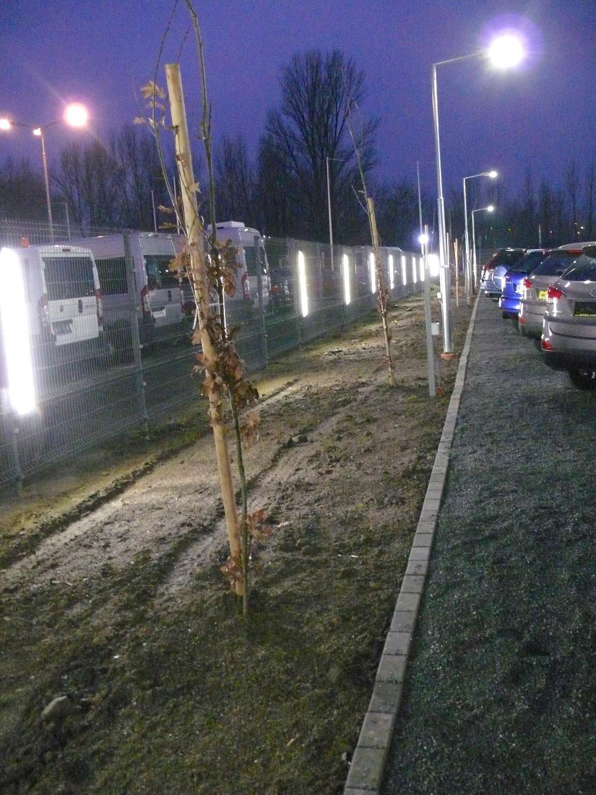LED osvětlení Mamacar Praha 6