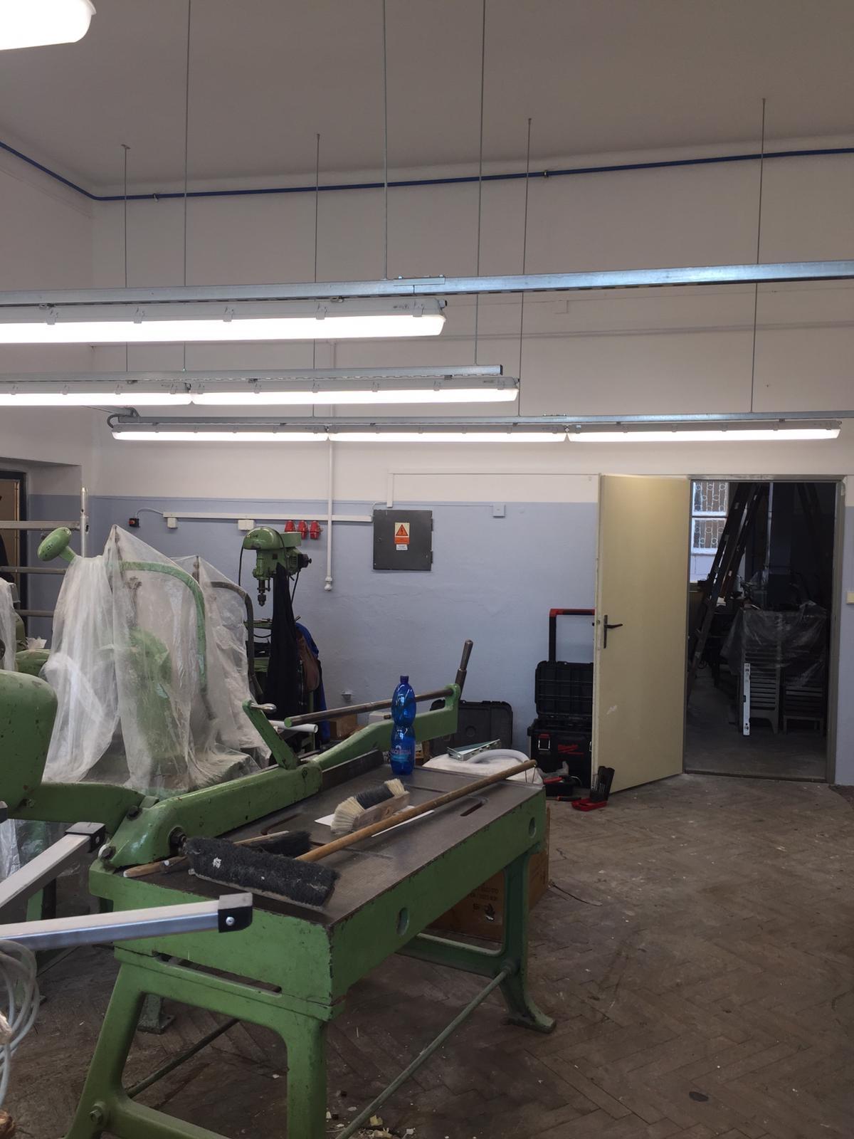 Střední průmyslová škola v Jablonci nad Nisou, LED zářivková svítidla 15