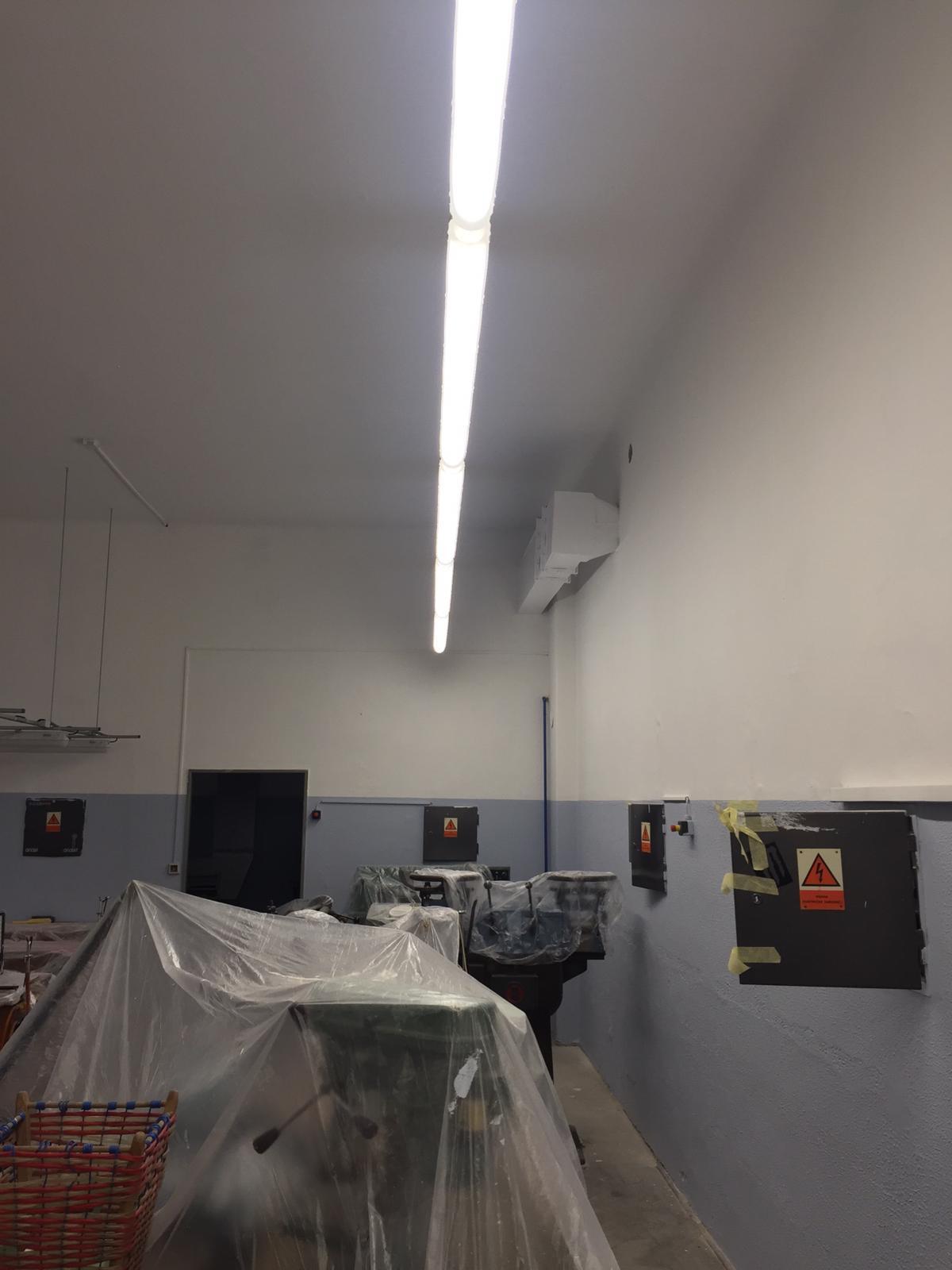 Střední průmyslová škola v Jablonci nad Nisou, LED zářivková svítidla 4
