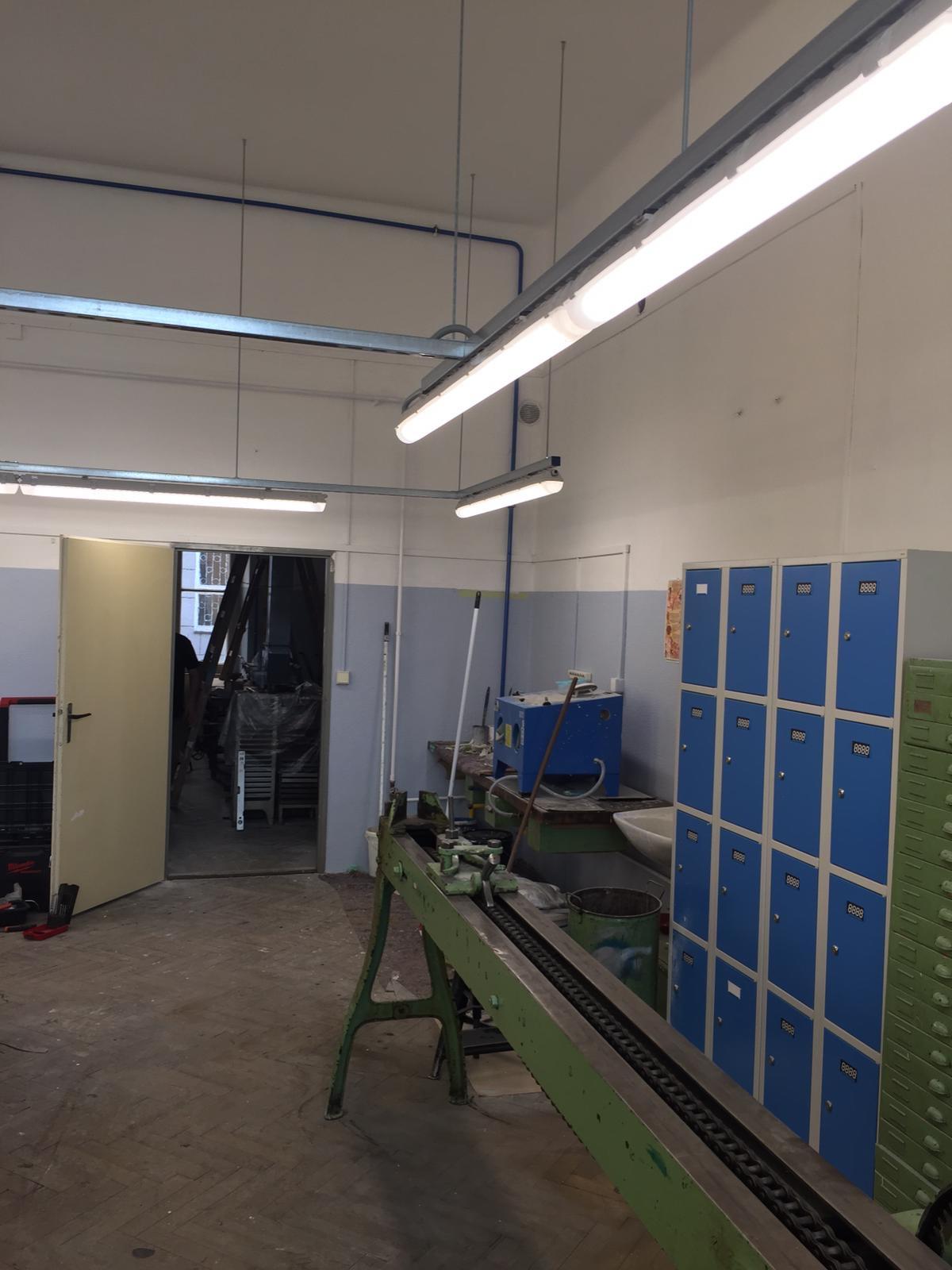 Střední průmyslová škola v Jablonci nad Nisou, LED zářivková svítidla 7