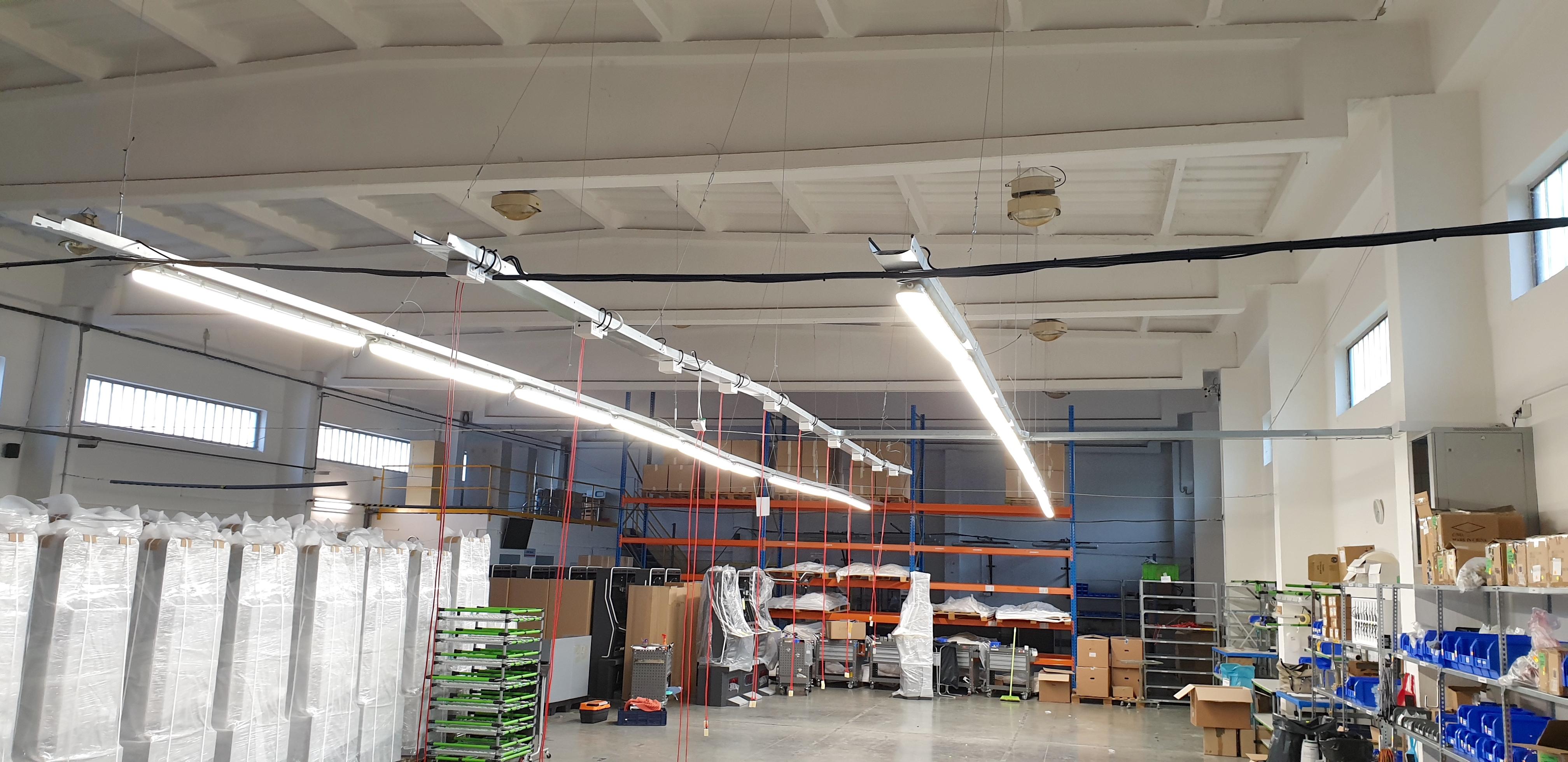 LED osvětlení Zářivková svítidla Sušice 1