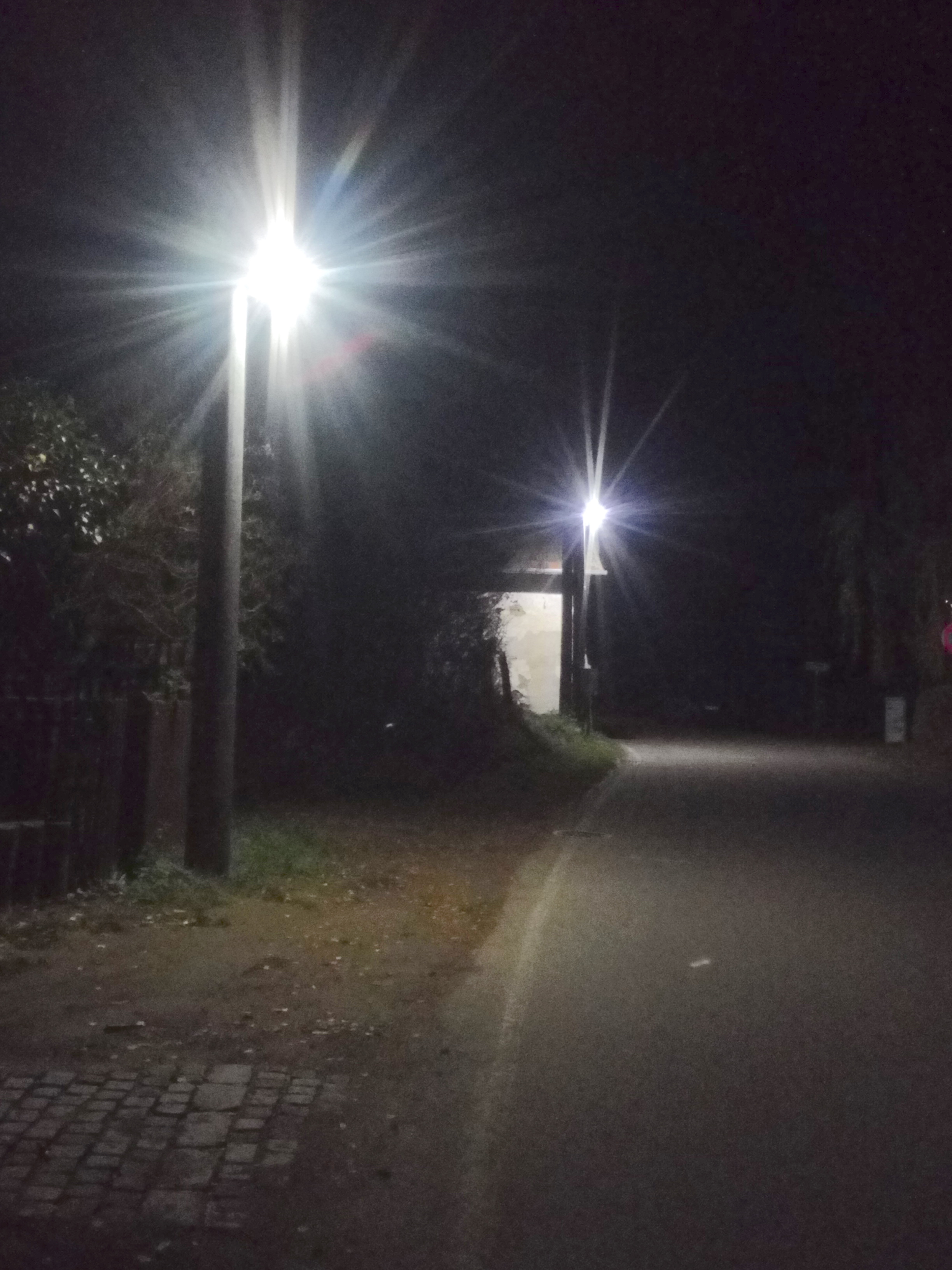 LED osvětlení Veřejné Zvíkovské Podhradí 2