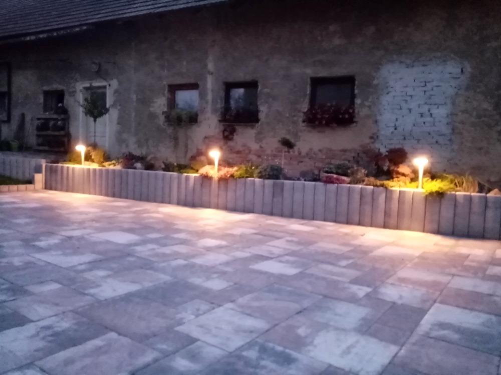 Zahradní osvětlení Opava 1