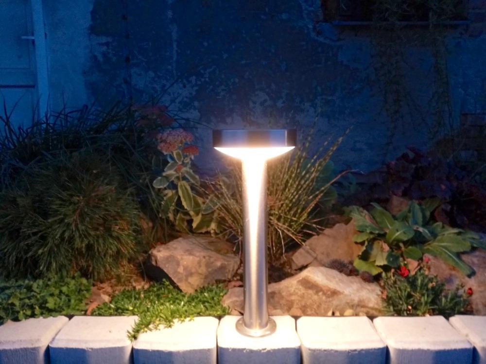 Zahradní osvětlení Opava 2