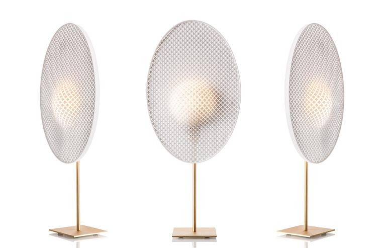 3D stojaci lampy Focus