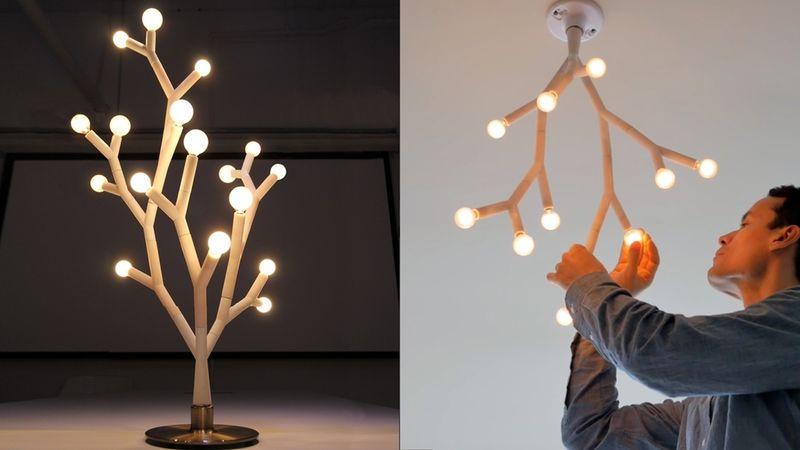 LED stromek