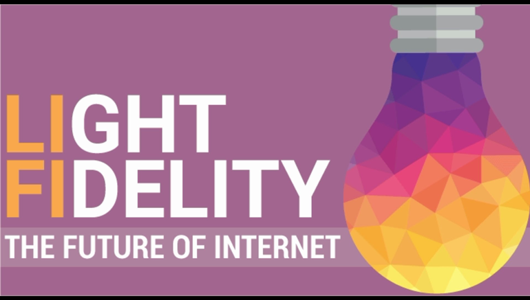 Light-Fidelity-Internet