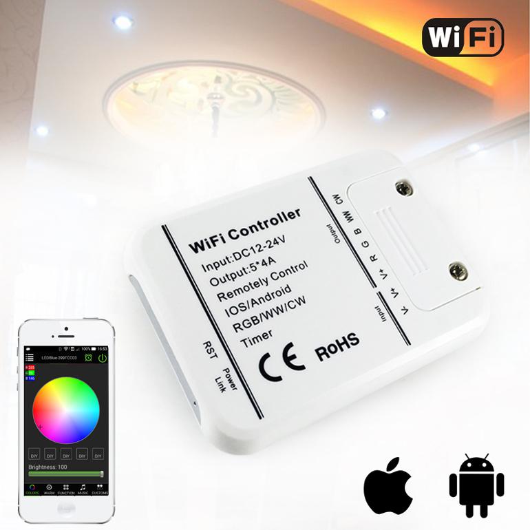 WIFI-LED-Controller