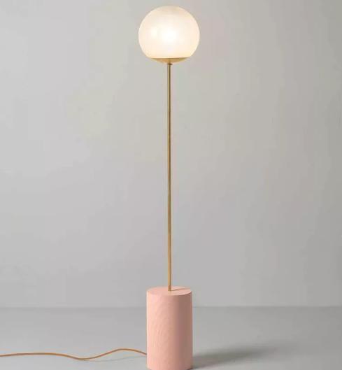 line floor light
