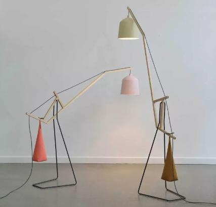 stojací lampa Aust & Amelung