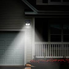 Venkovní světla s čidly