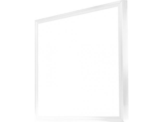 bílý LED panel s rámečkem 600 x 600mm 45W denní bílá