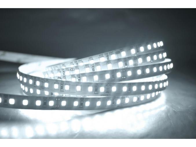 LED pásek 20W/m vnitřní studená bílá 12V