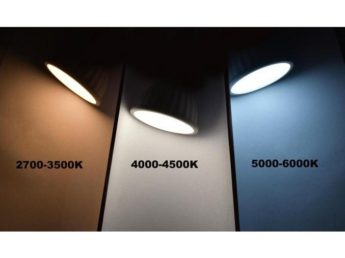 Philips LED bodové přisazené svítidlo GU10 3x10W denní bílá černé Pongee 50583/30/PN