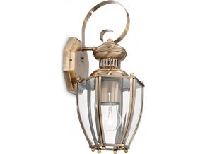 Ideal lux LED Norma big Brunito nástěnné svítidlo 5W 004419