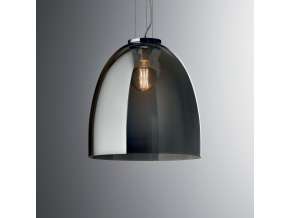 Ideal lux LED Eva big fume závěsné svítidlo 5W 101095