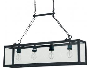 Ideal lux LED Igor závěsné svítidlo 4x5W 092942