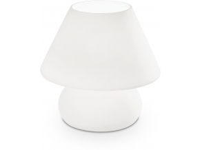 Ideal lux LED Prato small bianco lampa stolní 5W 074726