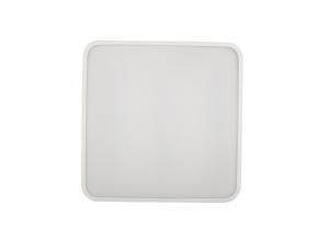 Bílý designový LED panel 400 x 400mm 24W denní bílá