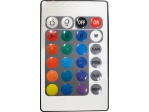 Stmívatelný podhledový LED panel RGB 300 x 300 mm 13W
