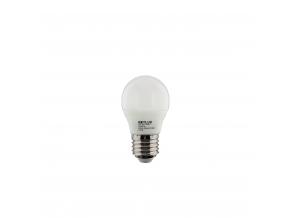 LED žárovka RLL G45 E27 miniG 5W studená bílá