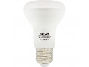 LED žárovka R63 E27 Spot 10W teplá bílá