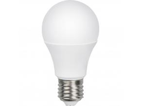 LED žárovka A60 E27 7W studená bílá