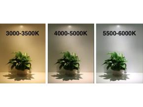 LED trubice T8 TP120/140lm 18W 120cm čirý kryt Studená bílá