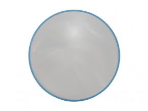 Závěsný Modrý designový LED panel 600mm 48W smart CCT