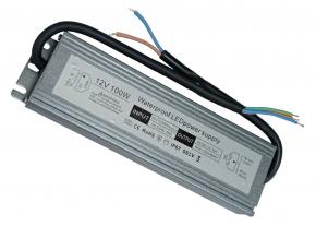 LED zdroj 12V 100W SLIM IP67 voděodolný