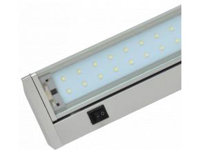 Výklopné LED svítidlo pod kuchyňskou linku 58cm 10W