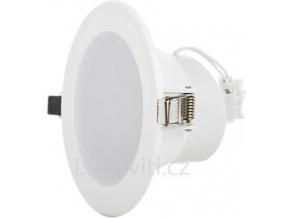Vestavné kulaté LED svítidlo 20W 190mm teplá bílá IP63
