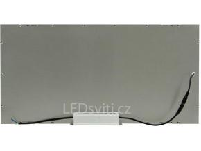 Stmívatelný Vestavný LED panel RGB 300 x 600 mm 15W