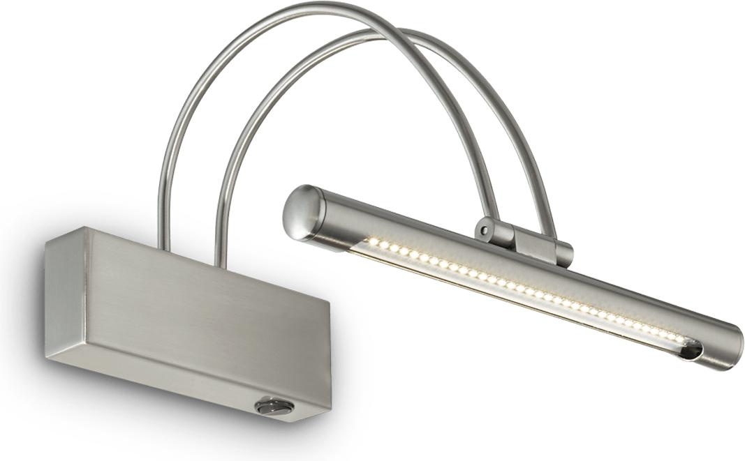 Ideal lux LED Bow Nickel max 36 x 0,07W 005379