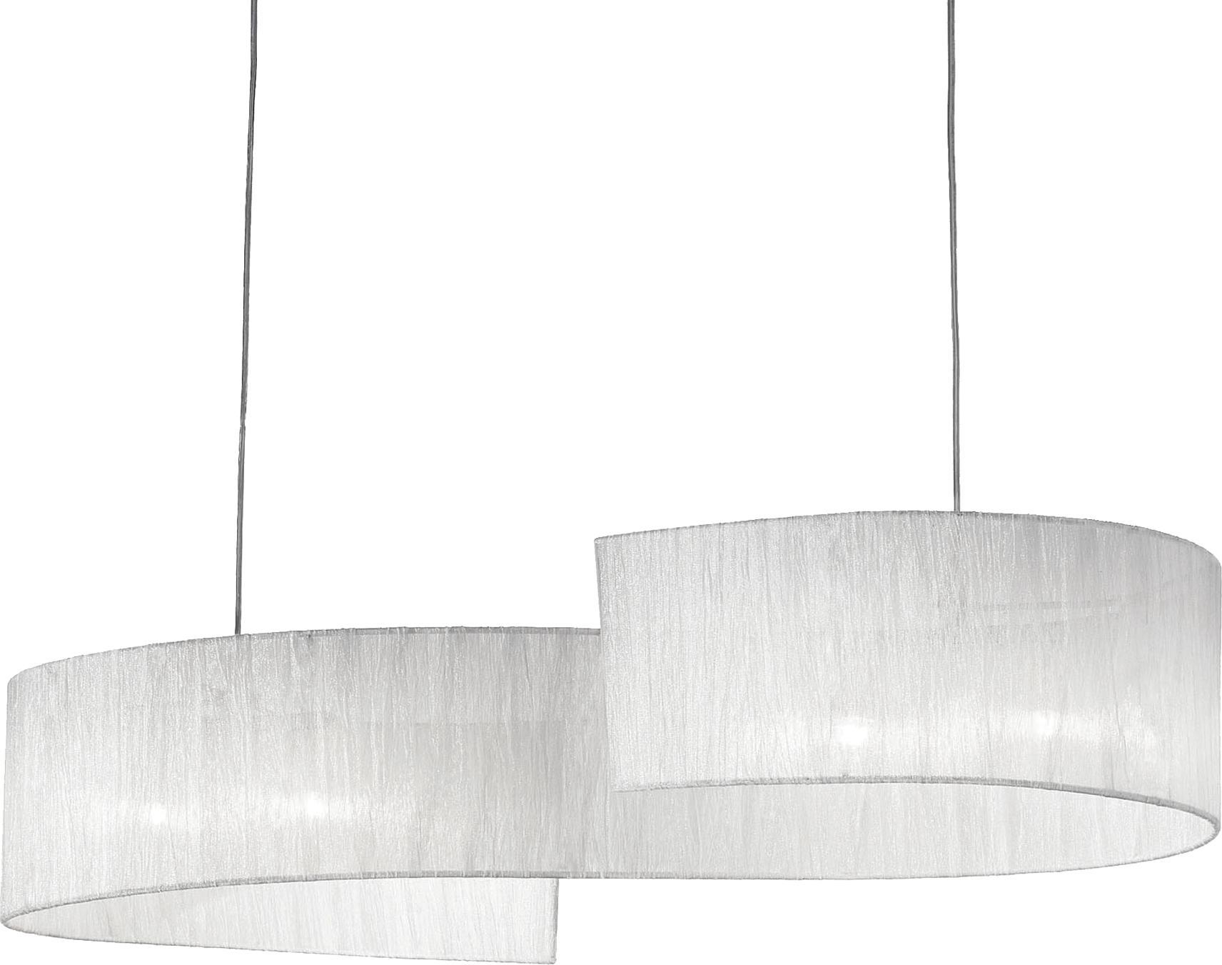 Ideal lux LED Nastrino závesné svietidlo 4x4,5W 88631