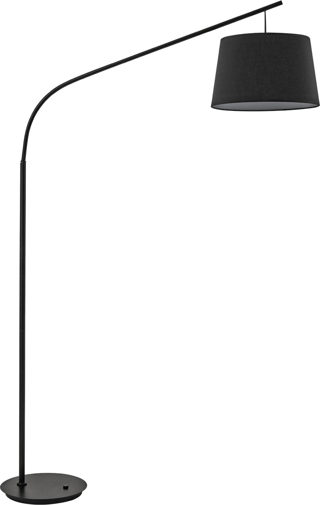Ideal lux LED Daddy nero lampa stolná 5W 110363