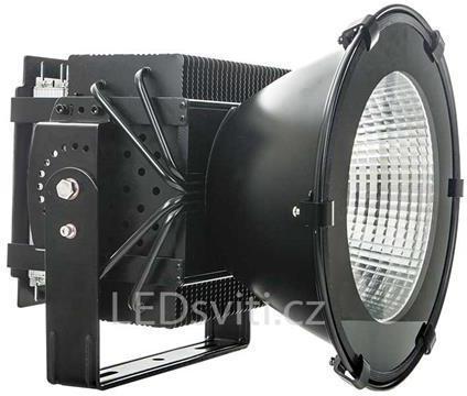 LED priemyselné osvetlenie 500W denná biela Profi