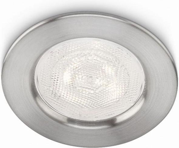 Philips LED Sceptrum svietidlo zápustné chrom x3W 59101/17/16